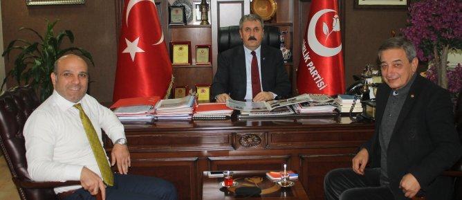 BBP Genel Başkanı Mustafa DESTİCİ Röportajı