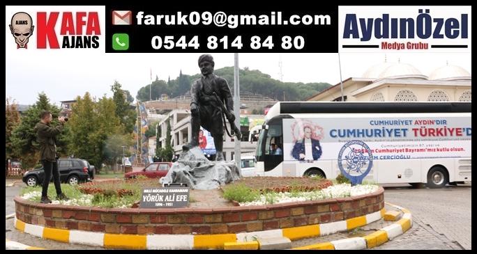 Başkan Çerçioğlu: Cumhuriyetimizi ilelebet yaşatacağız