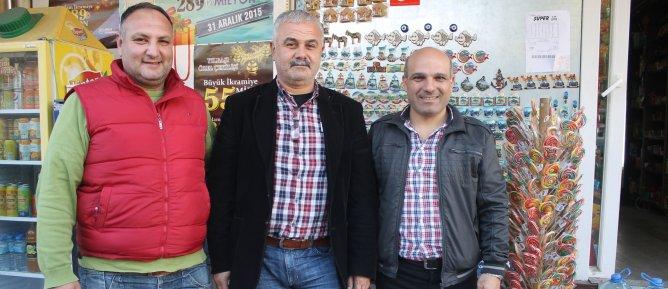 MHP Kuşadası Meclis Üyesi Hayati ATLI Röportajı +