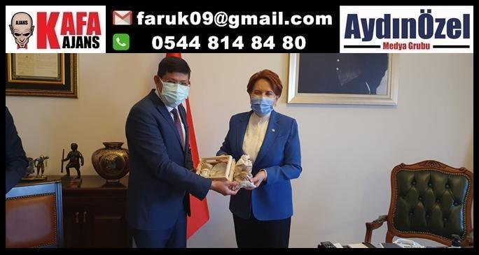 Başkan Özcan'dan Ankara çıkarması