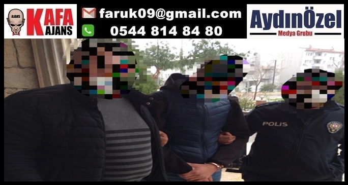 DİDİM'DE HIRSIZLIK ŞÜPHELİSİ TUTUKLANDI
