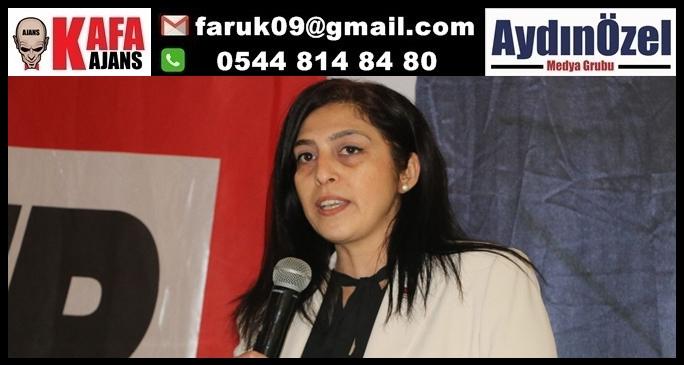 CHP'li Özlem Ekiz'den Heykel Açıklaması