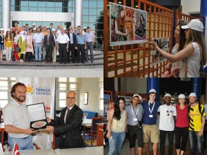 Yabancı Öğrenciler ADÜ'de Türkçe Öğreniyorlar