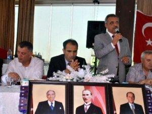 MHP İl Başkanı Cem AKBUDAK : Tüzük Uygulanacak