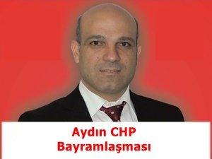 CHP Havuz Cafe'de Bayramlaştı