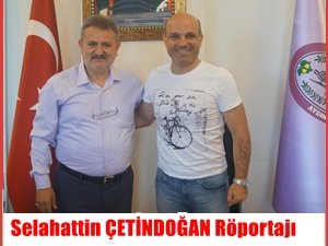 Esnaf Odası Başkanı Selahattin ÇETİNDOĞAN Röportajı