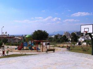 KADINLAR DENİZİ MAHALLESİ'NE YENİ PARK