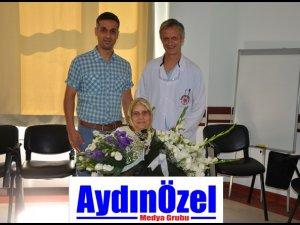ADÜ Hastanesi'ne Anlamlı Bağış