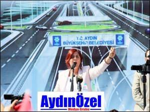 Astim Köprülü Kavşağı Açıldı