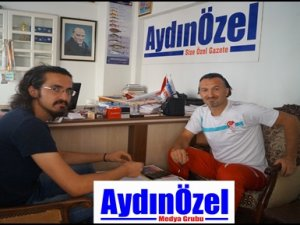 Karpuzlu Belediyespor Teknik Direktörü Cavit Bulgulu AydınÖzel'e Anlattı...