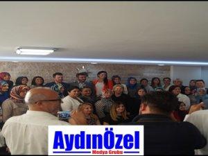 Ak Parti Aydın İl Başkanı Ömer Özmen Basın Toplantısı Düzenledi…
