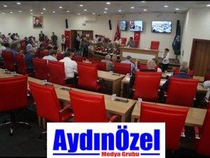 Aydın BŞB. Meclisi Ekim Ayı İlk Toplantısını Gerçekleştirdi
