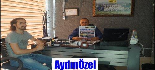 Mahmut Yörük Astaşspor'u AydınÖzel'e Anlattı...