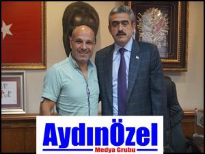 Nazilli Belediye Başkanı Haluk Alıcık Röportajı