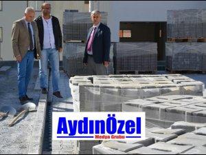 SÖKE'DE TOZ, TOPRAK ÇAMUR DERDİ SONA ERİYOR