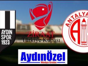 Aydınspor 1923 Türkiye Kupasında Tur Atladı