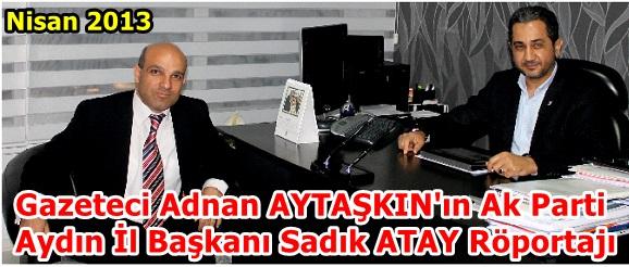 Mehmet Sadık ATAY İle Çok Özel Röportaj