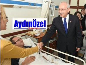 Kılıçdaroğlu Yardımcısı Tezcan'ı Ziyaret Etti