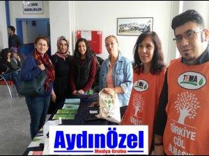 ADÜ Turizm Fakültesi TEMA Vakfı Yetkililerini Ağırladı