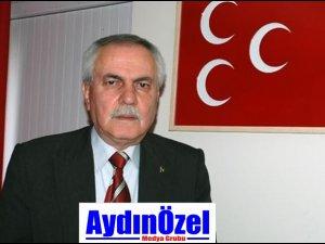 MHP Efeler İlçe Başkanı İstifa Etti