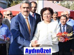 Şehit Fırat Yılmaz Çakıroğlu Parkı Açıldı
