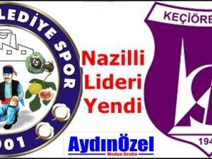 Nazilli Belediyespor Lideri Koltuğundan Etti