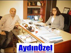 Aydın BŞB Meclis Üyesi Emine HAYIRSEVER Röportajı