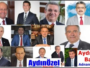 ÇERÇİOĞLU ve İlçe Belediye Başkanları