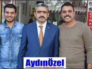 Hacıalioğlu Çiğ Köftecisi Nazilli'de Açıldı