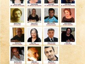 Didim Altınkum 11. Yazarlar Festivali Yapılacak