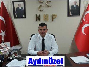 MHP İl Başkanı Burak PEHLİVAN 10 Kasım Mesajı