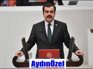Milletvekili Mehmet ERDEM'in 10 Kasım Mesajı