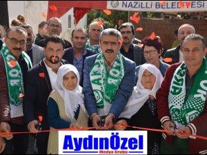 Nazilli Arslanlı Spor Kulübü Binası Törenle Açıldı