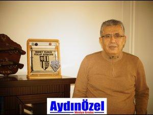 Aydınspor 1923'ün Eski Başkanlarından Ahmet GÜMÜŞ RÖPORTAJI