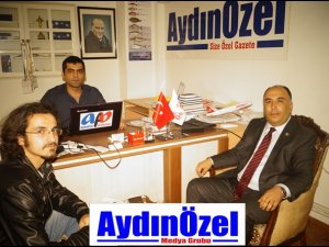 Aydın BŞB Meclis Üyesi Ünal SARIOĞLU Röportajı