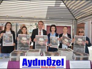 """EFELER, """"CUMHURİYET'İMİZE SAHİP ÇIKIYORUZ"""" DEDİ"""
