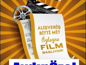 Alışveriş Sizden Sinema Bileti Forum Aydın'dan