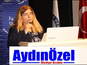 ADÜ'de Atatürk Başlıklı Konferans Gerçekleştirildi