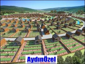 Antalya Hobi Bahçesi Projesi Başladı