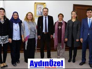ADÜ'den Uluslararası Ortaklı Proje