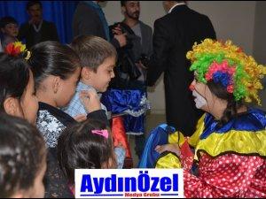 ADÜ'de Diyabet'li Çocuklara Etkinlikler Düzenlendi