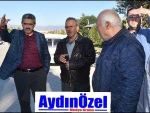 Nazilli'de 171 Sokakların Yolları Yenilendi