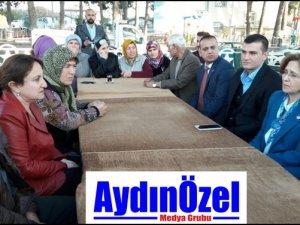 MHP'den Ahıska Türklerine Ziyaret