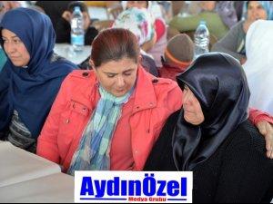 ÇERÇİOĞLU ŞEHİD'İN MEVLİDİNE KATILDI