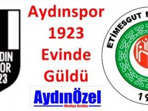 Aydınspor 1923 Evinde Güldü