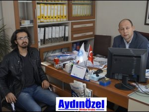 Aydın BŞB Spor Başkanı Polat Bora MERSİN Röportajı