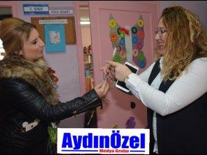 Efeler Belediyesi Öğretmenleri Unutmadı