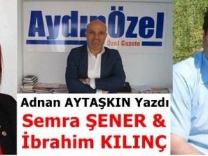 Semra ŞENER - İbrahim KILINÇ Farkı