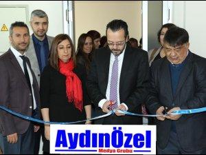 ADÜ Diyetetik Laboratuvarı Açıldı