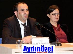 ADÜ'de Kadına Şiddet Paneli Gerçekleştirildi